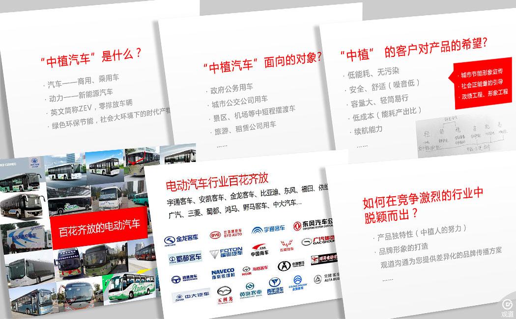 中植新能源汽车有限公司品牌策划与商标设计